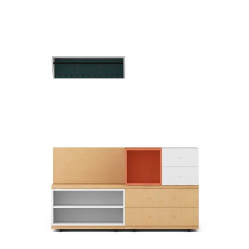 COSMO置物柜-1.6米宽