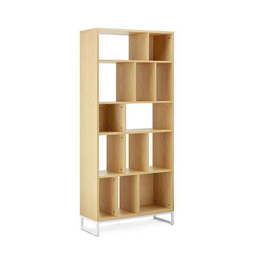 画板书架0.8米宽柜架效果图