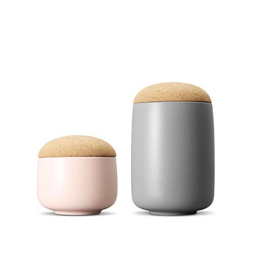 蘑菇储物罐