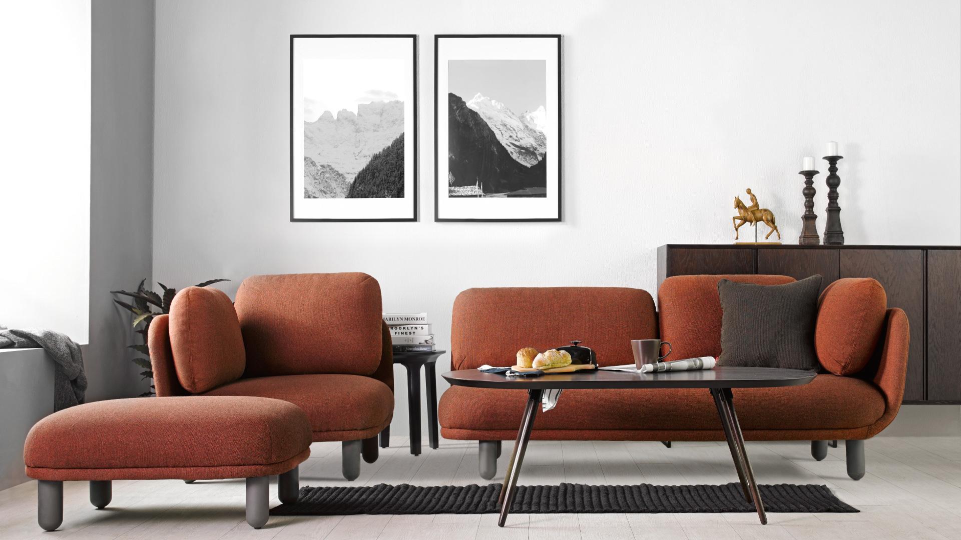 云团沙发升级版 | Cloud Sofa