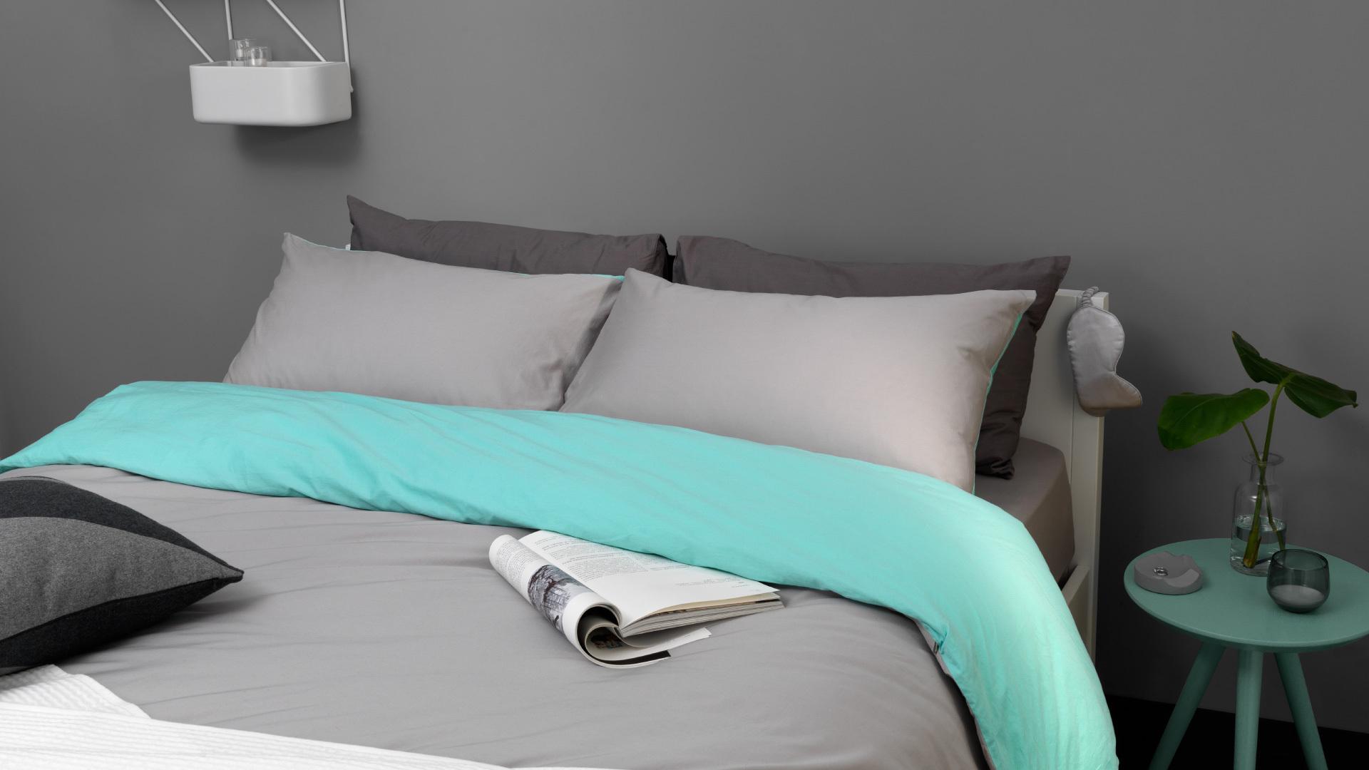 双倍高织物密度,只为让你睡得更好一点