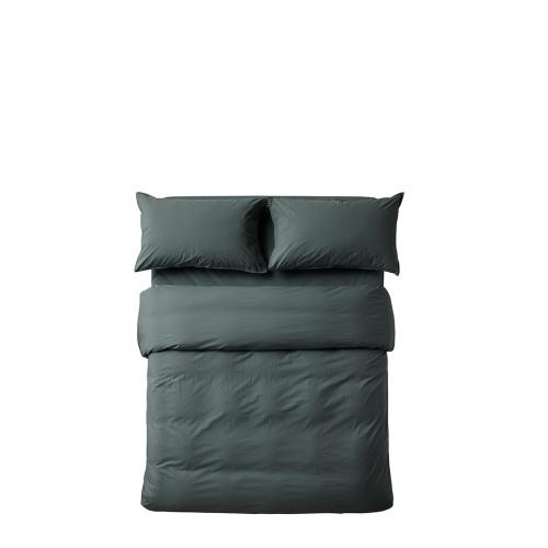 轻烟水洗棉高支4件套床品-1.8米