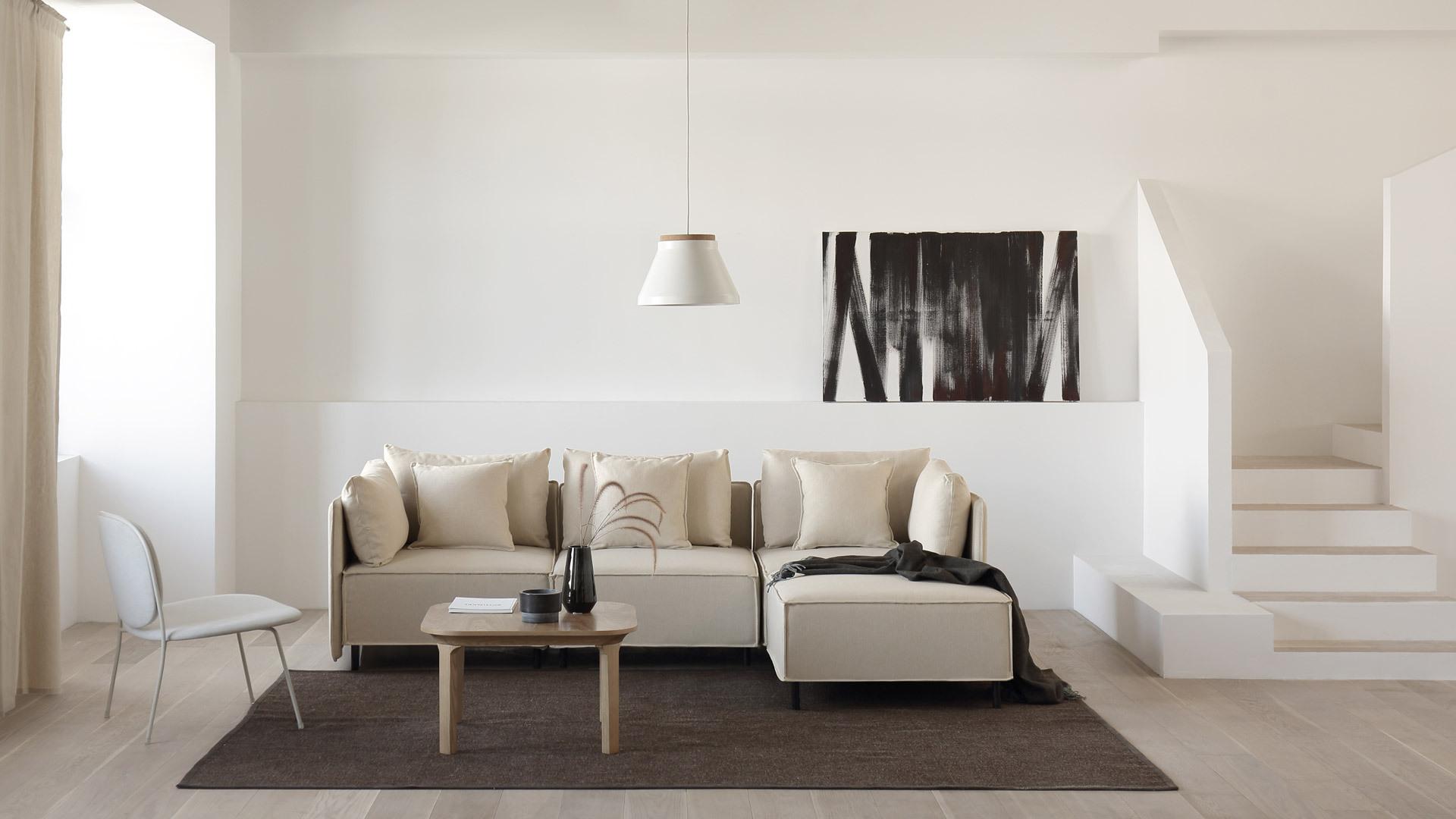 精致型格,塑造舒适休闲区