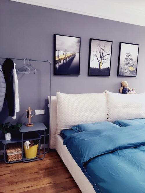 饶文婷对造作锦瑟™-纯色床品发布的晒单效果图及评价
