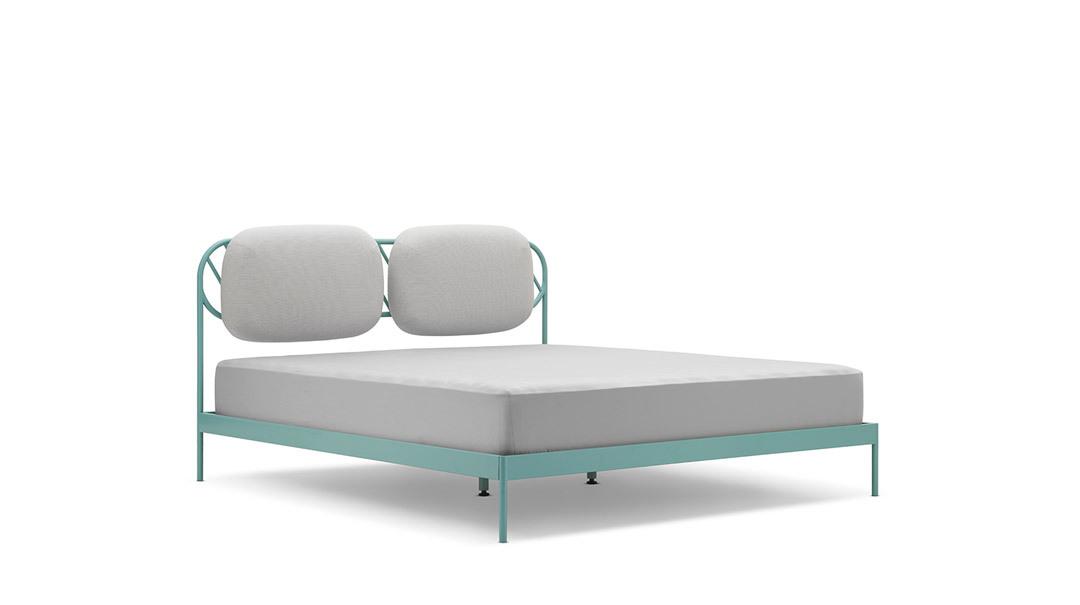 奶糖床1.8米款床·床具