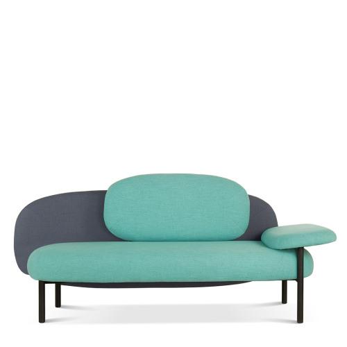 造作软糖沙发®-单扶手双人座