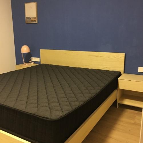 南方小毛_画板床1.8米款木本色怎么样_1