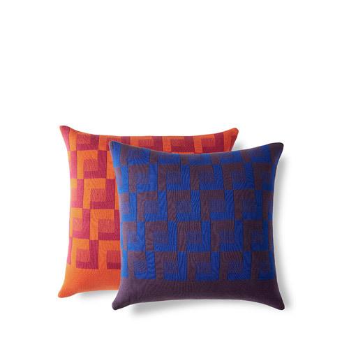 霓虹精梳棉提花抱枕
