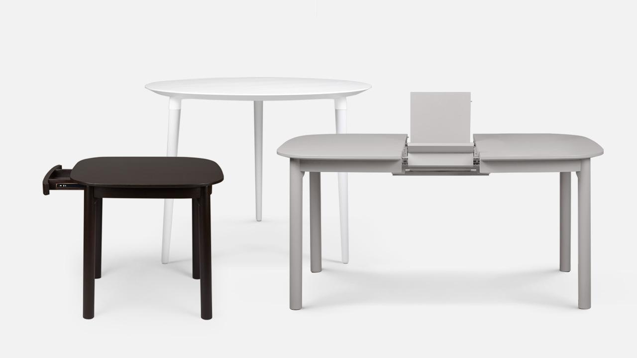 造作餐桌全推荐 | 为多种空间注入美学