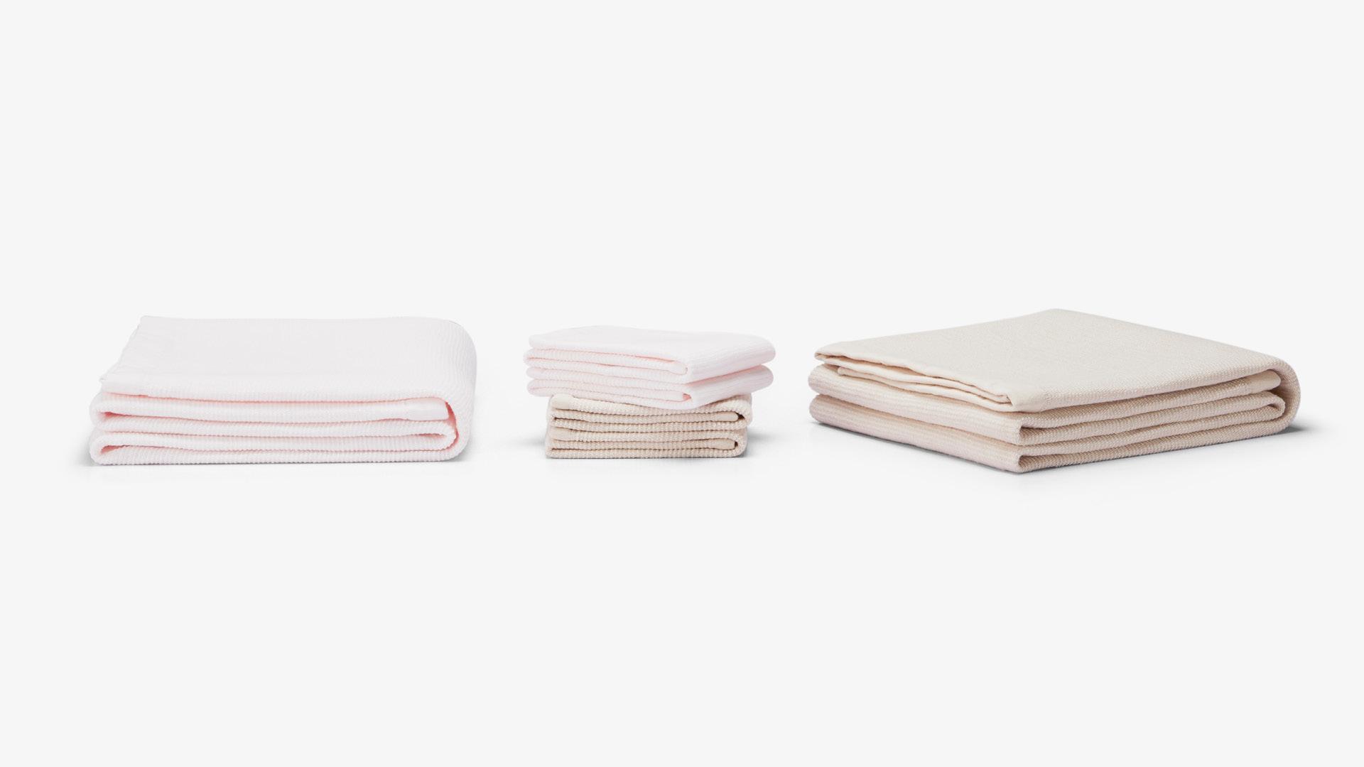 一款成人可用的婴幼级毛巾
