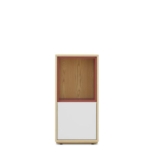 青山餐边柜-小柜体+大空盒