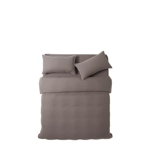 山茶A类婴儿级双层纱4件套床品-1.8米