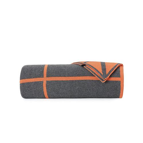 小Z精梳棉手工提花毯单人毯家纺效果图
