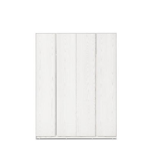 画板四门衣柜®-无顶柜