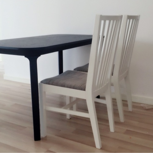星月_瓦檐餐桌1.3米餐桌怎么样_1