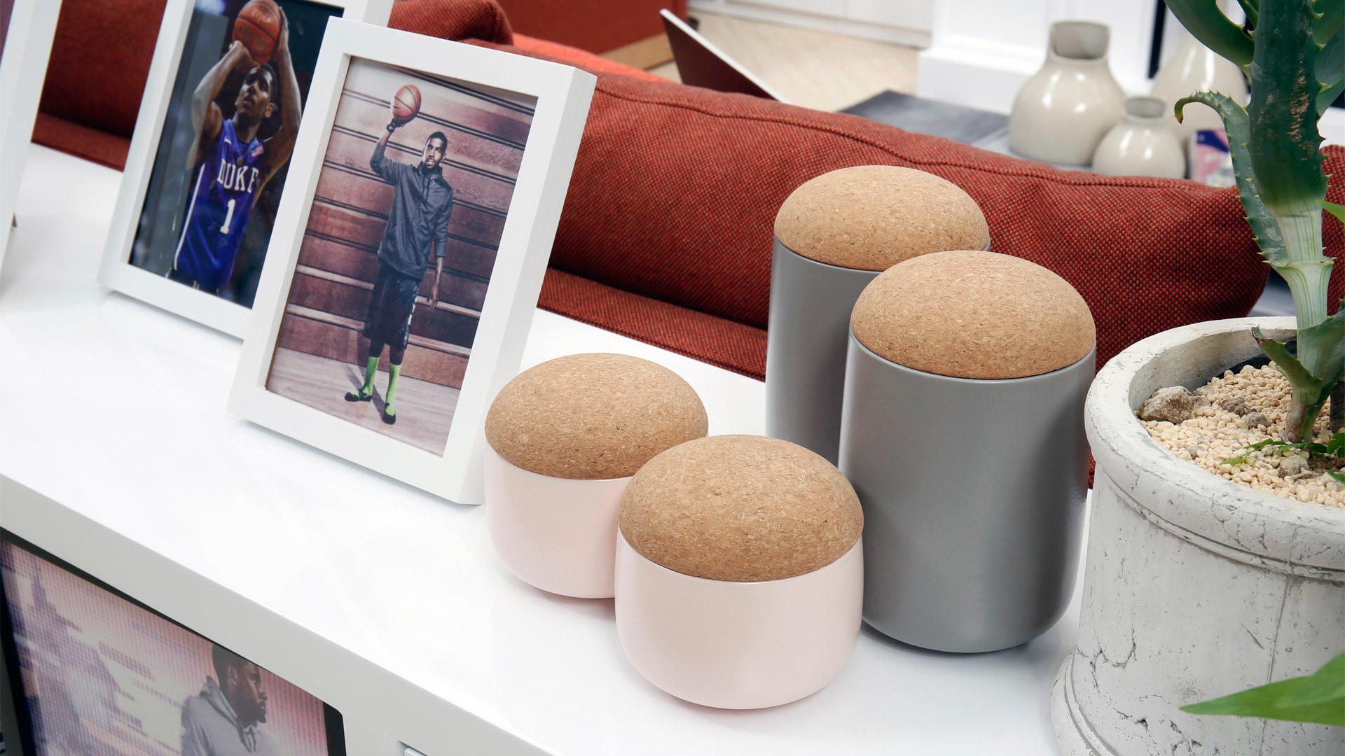 实景示范,沙发转角,蘑菇俏皮生长
