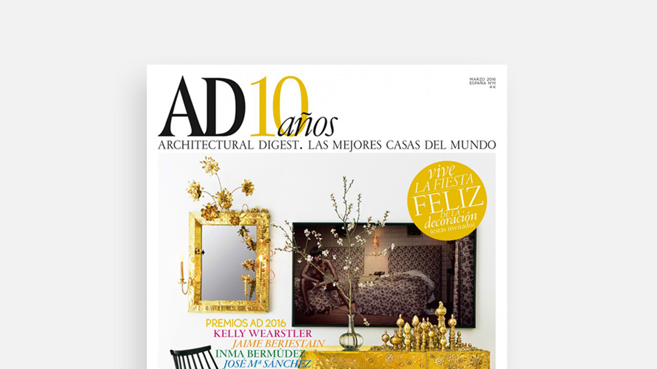 AD 西班牙版|造作签约设计师获奖
