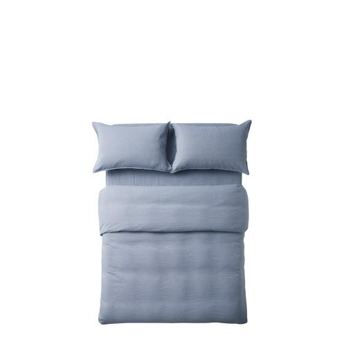 香草棉麻色织4件套床品-1.5米