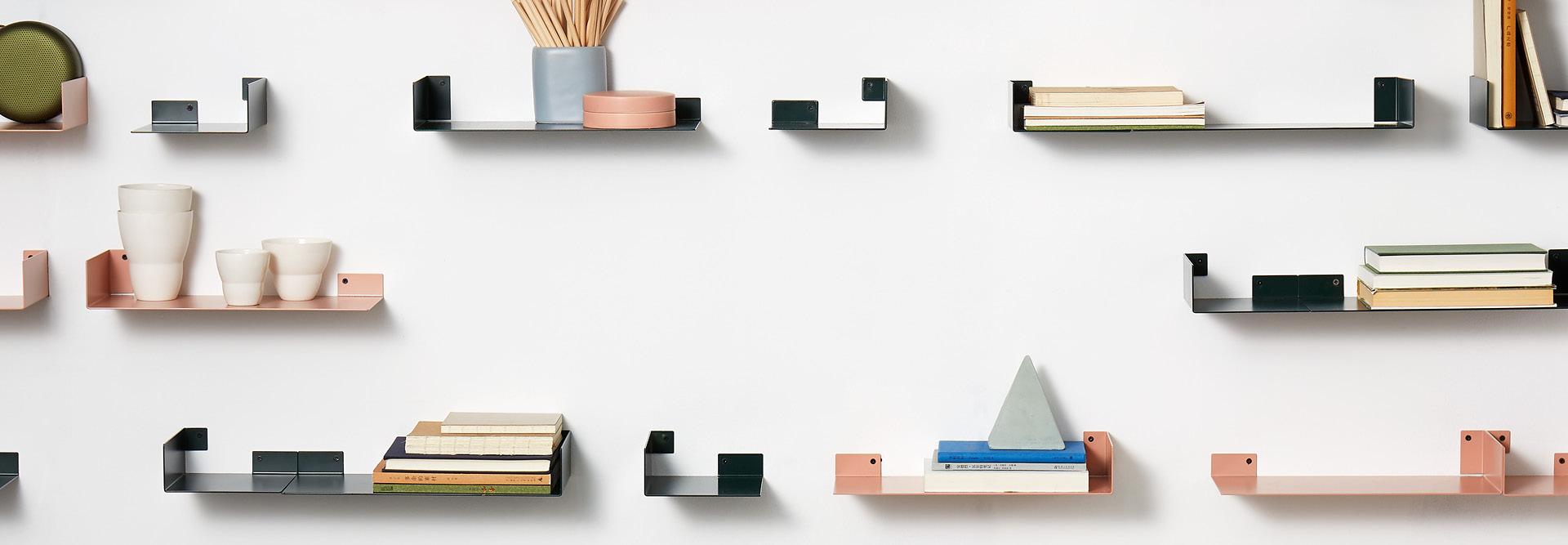 自由拼合模块,精彩生活的墙面笔记