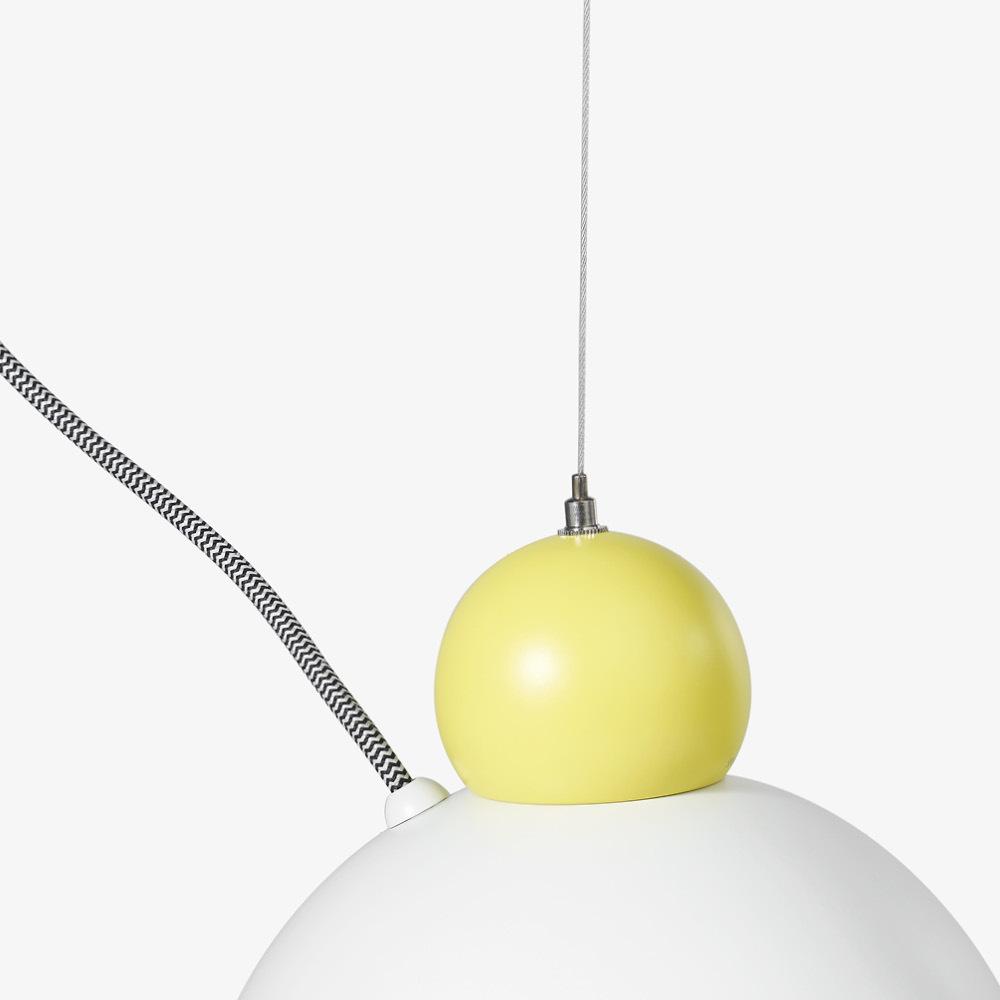 黑白编织灯线 <br/>20kg承重钢丝绳