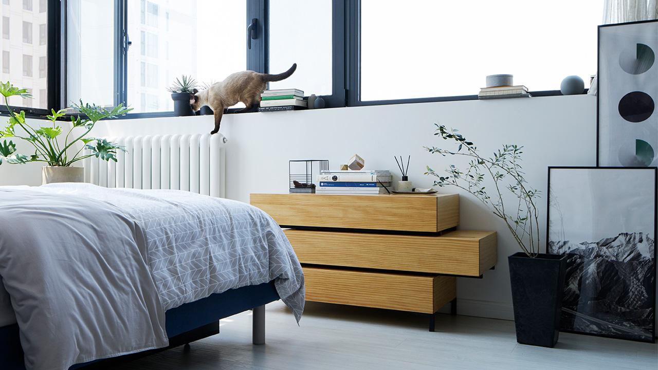 生活家Vol.7 | 两人一猫的舒适之家