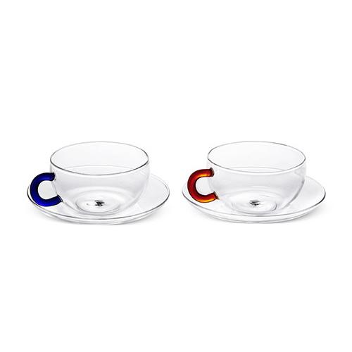 心情高硼硅指环杯餐具