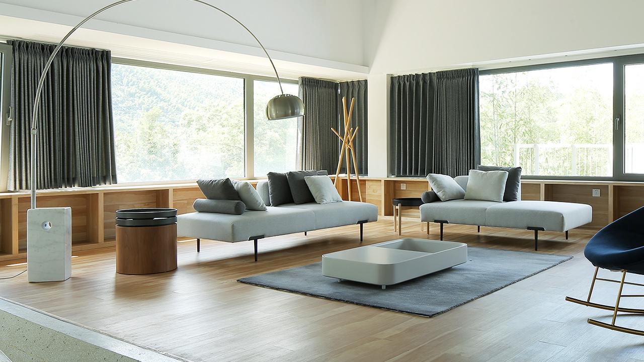 2600㎡+玻璃建筑,12件代表作与青山绿水融合共生