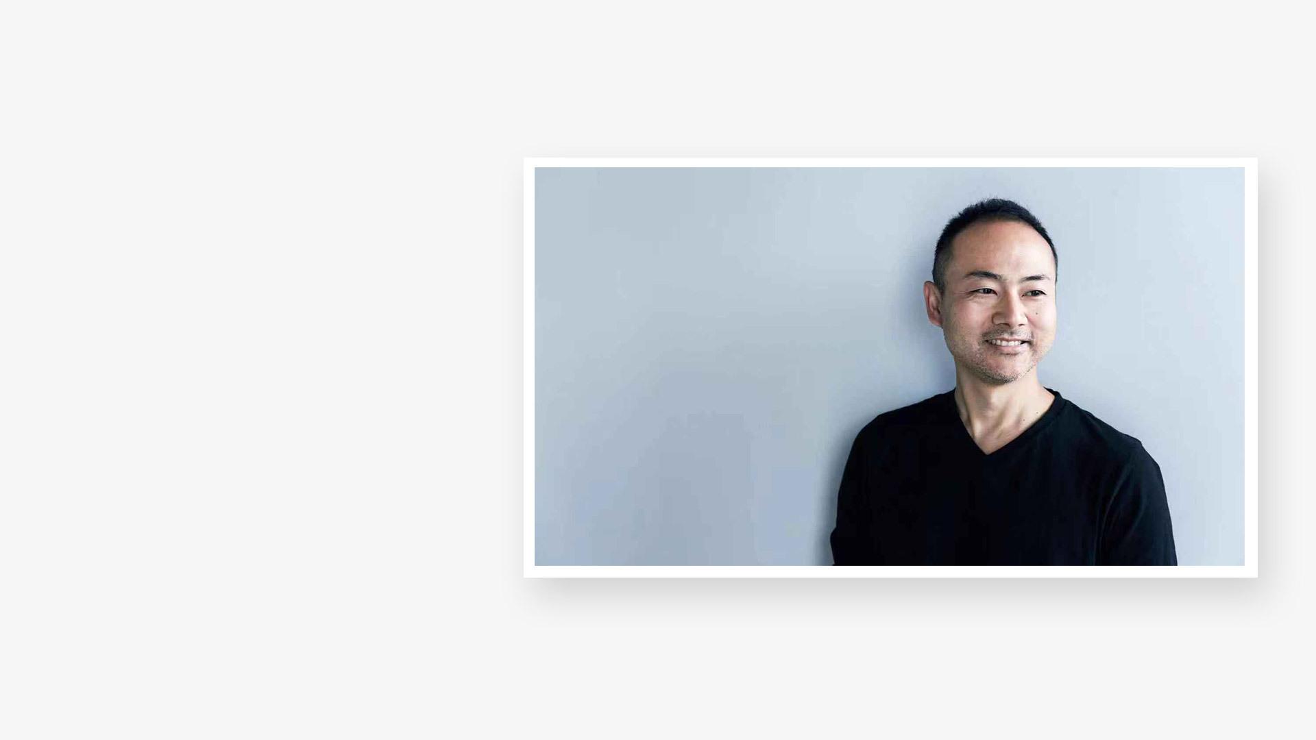 日本影响力设计大师<br/>擅以传统物作创作现代设计