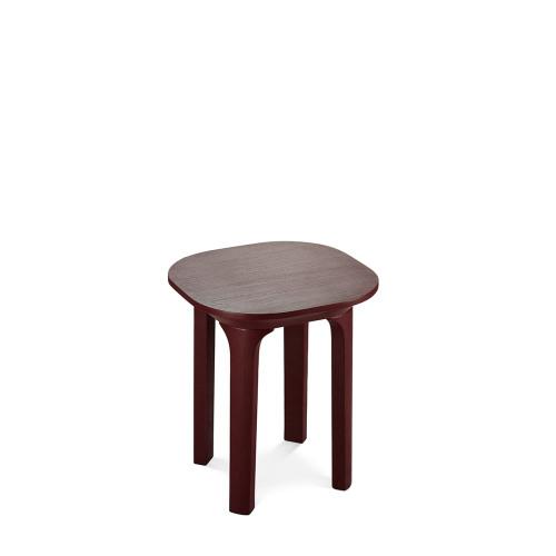 瓦檐方边桌-小号