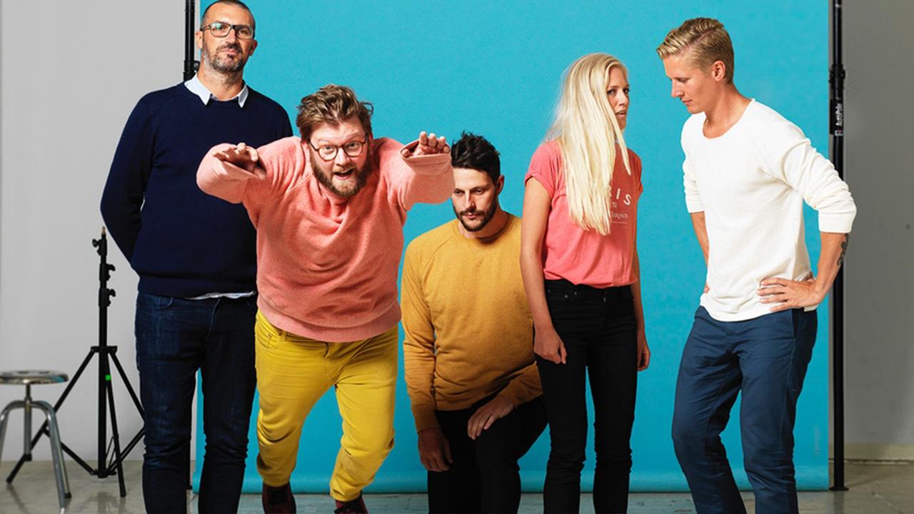 造作新家设计师|瑞典|Note Design Studio