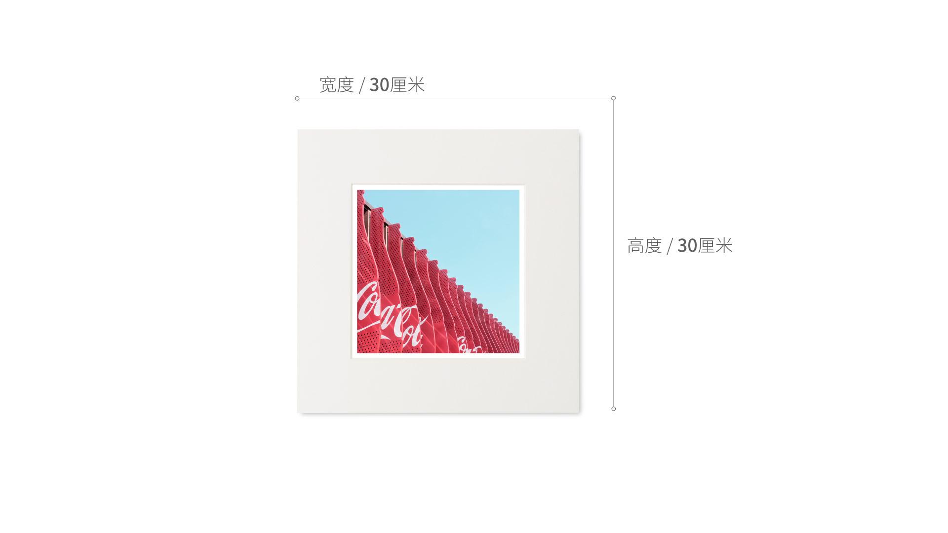 旅行家限量画芯 | Giorgio Stefanoni作品1号-空间之间1(装裱后)装饰效果图