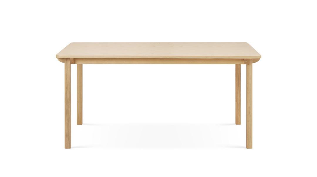 山雪长桌1.6米桌几