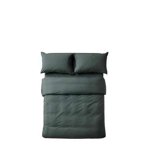 轻烟水洗棉高支4件套床品-1.5米