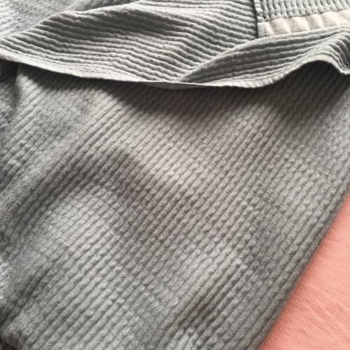 造作棉花糖立体色织纱布毛巾被精选评价_Zyf