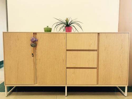 denny对新画板餐边柜发布的晒单效果图及评价