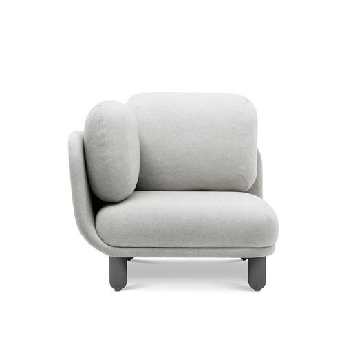 云团沙发单人位沙发