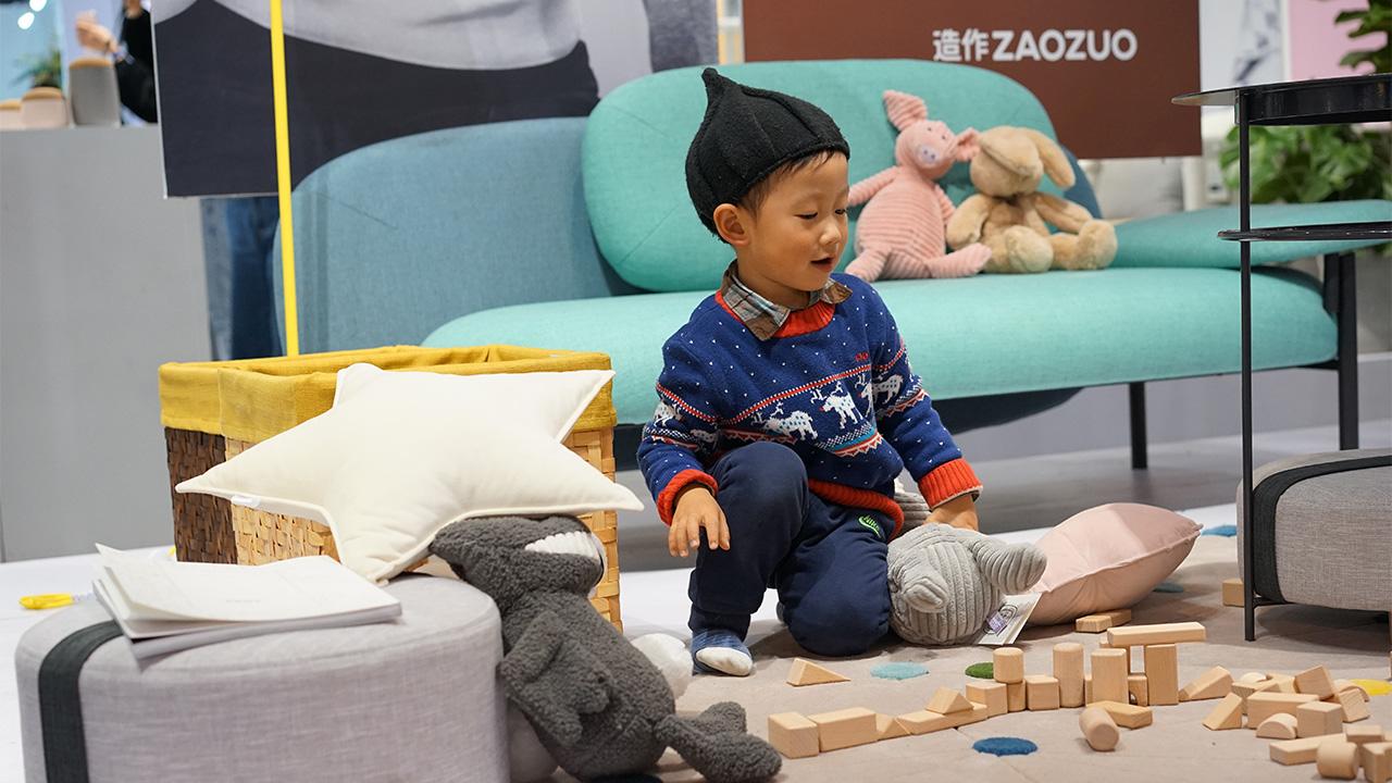 上海梦想家生活方式展上,我们还原了5位用户的家