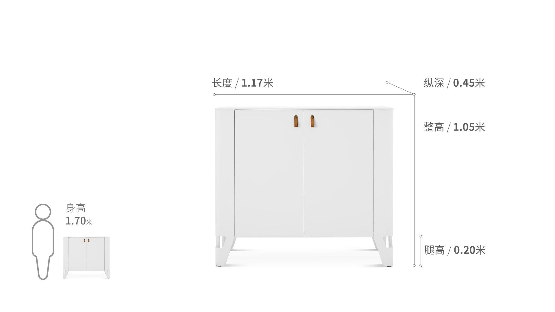 造作朱雀玄关柜™柜架效果图