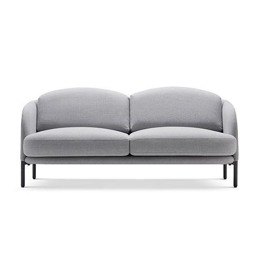 雁翎沙发双人座沙发效果图