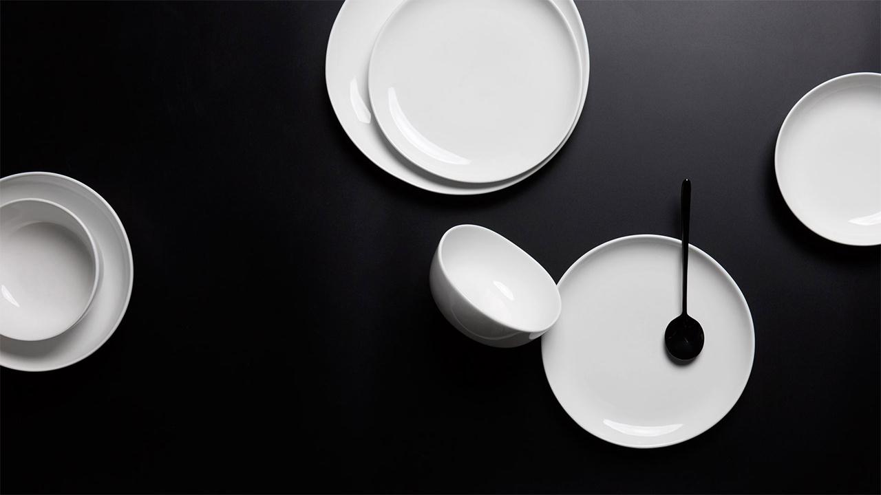 涟漪餐具10件组|Wavelet Tableware