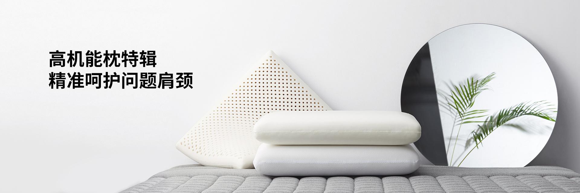3款机能枕