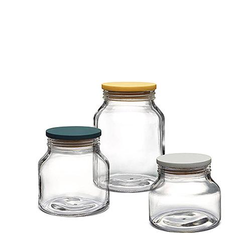 谷仓储物罐