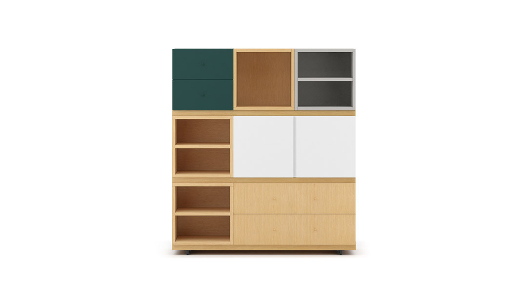 COSMO星格™置物柜2.4米宽置物柜COSMO