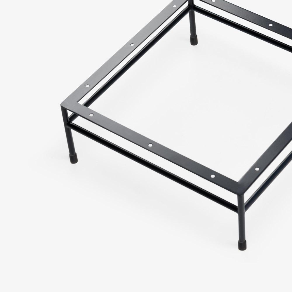一体焊接底座+防护垫