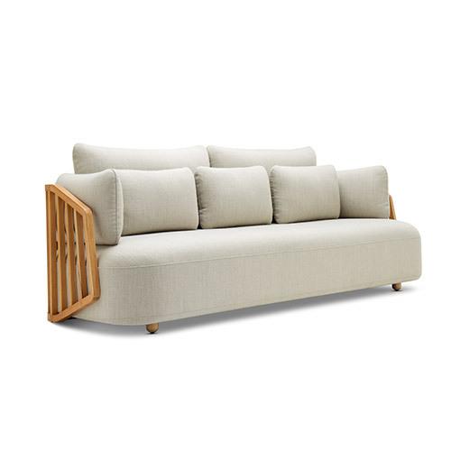 竖琴沙发沙发