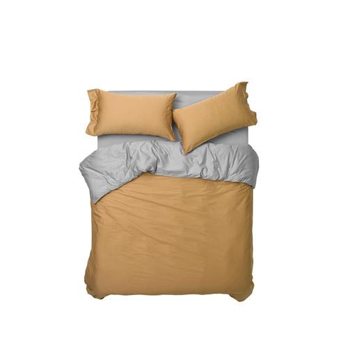 造作锦瑟撞色高支4件套床品™