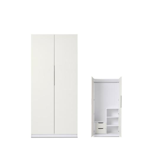 贡多拉两门衣柜®-A款