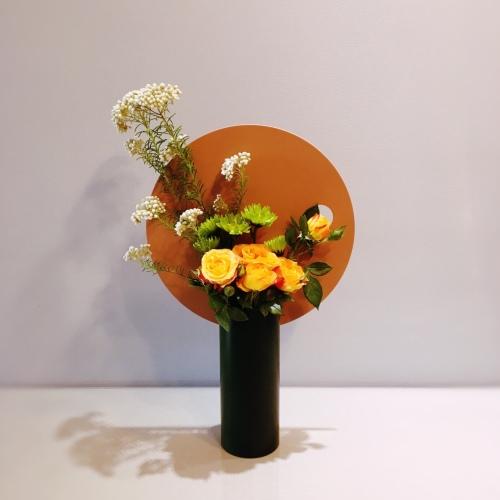 ಠ_ಠJUJU_圆率组合装饰花瓶怎么样_2