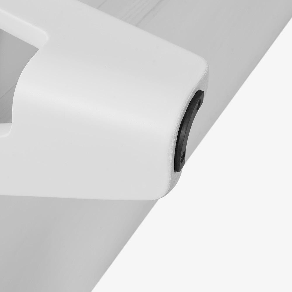 定制级弧形塑胶脚垫