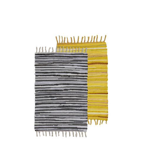 蜡笔纯棉手织地垫